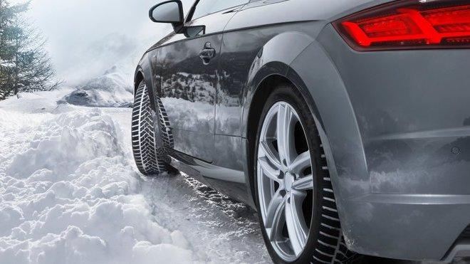 Ilustrační foto (Test pneumatik: Dunlop WinterSport 5)