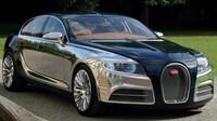 Bugatti zřejmě opráší další historické jméno, Royale by mohlo být elektrickým sedanem - anotační obrázek
