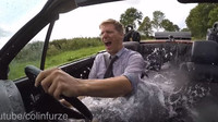 Britský kutil přestavěl kabriolet na pojízdnou vířivku a považuje to za své nejlepší dílo