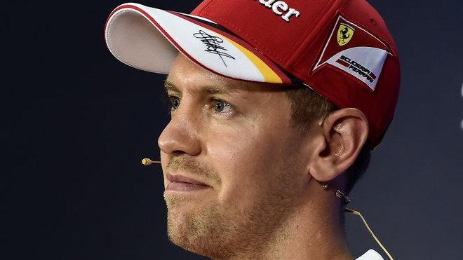 Sebastian Vettel se svého prezidenta zastává
