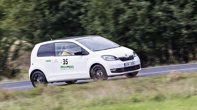 Škoda Economy Run