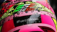 Sergio Pérez podporuje Mexiko v Malajsii
