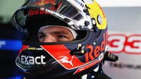 Max Verstappen v tréninku v Malajsii