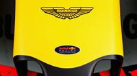 Aston Martin pro Red Bull v Malajsii