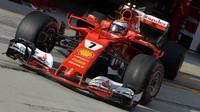 Kimi Räikkönen s Ferrari