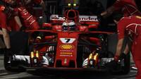 Kimi Räikkönen musel spolknout v Malajsii hořkou pilulku