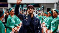 Daniel Ricciardo před závodem v Malajsii
