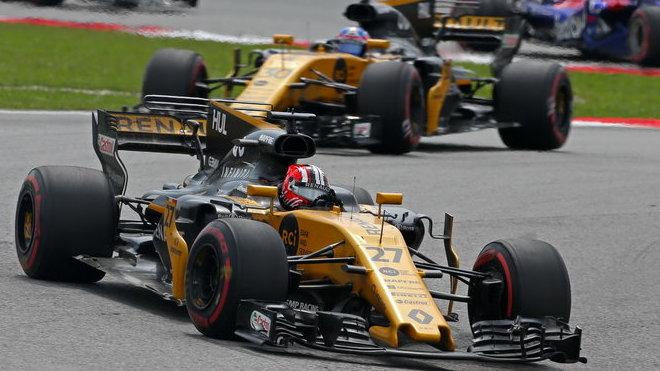 Ke zlepšení Renaultu přispěl v závěru sezóny nový jezdecký pár