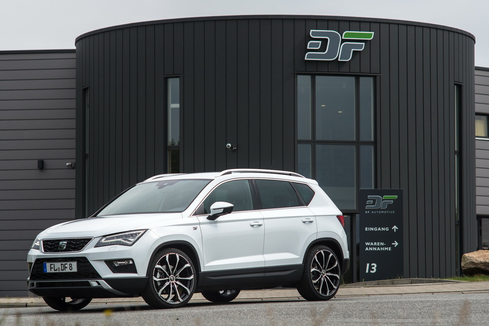 Seat Ateca DF Automotive tuning