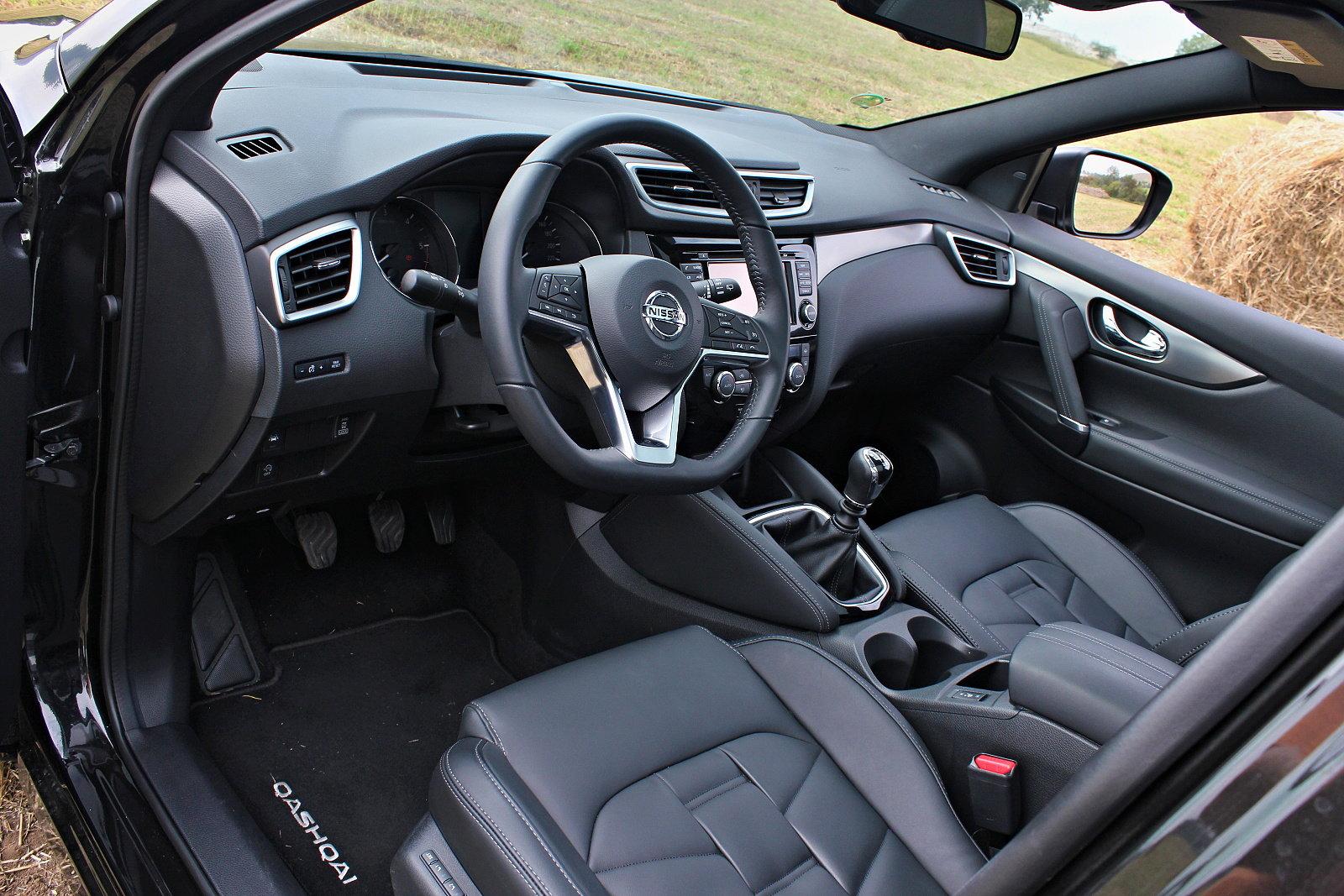 Nissan Qashqai dCi 130 All Mode 4x4-i