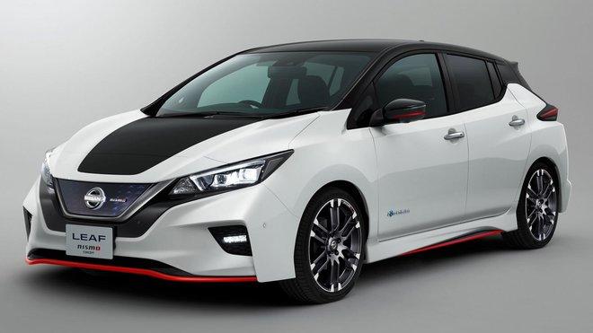 Nissan Leaf Nismo se stal skutečností, prozatím však pouze v Japonsku