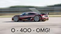 Chiron se bojí o rekord, zřejmě ho o něj brzy připraví Koenigsegg Agera RS