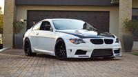 Upravené BMW M6 ukrývá pod svou kapotou šestirotorový wankel