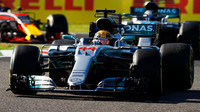 I v druhém tréninku dominoval Hamilton. Verstappen druhý nejrychlejší - anotační obrázek