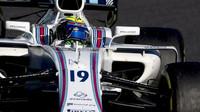 Felipe Massa v GP Japonska