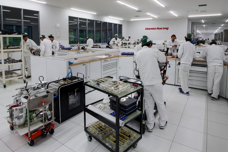 Honda v Sakuře velké změny nechystá, postupně vylepšuje koncept motoru z roku 2017