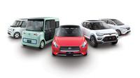 Nová paleta konceptů značky Daihatsu
