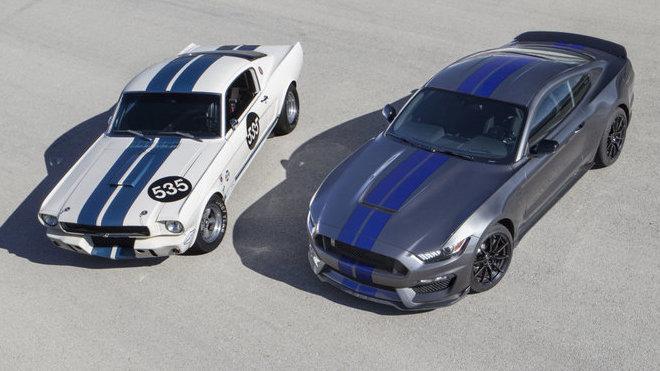 Legendární Ford Mustang už je na trhu více než 50 let
