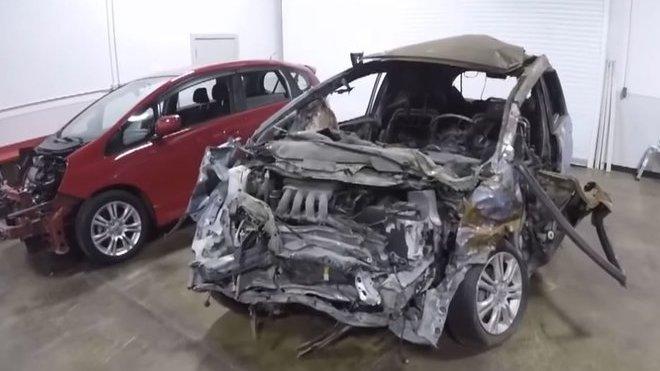 Zfušovaná oprava Hondy Fit mohla mít fatální následky