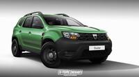 Dacia Duster v úpravě X-Tomi Design: Základní varianta