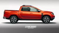 Dacia Duster v úpravě X-Tomi Design: Pickup