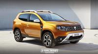 Dacia Duster v úpravě X-Tomi Design: Třídveřové provedení
