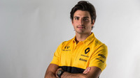 Carlos Sainz už si zvyká na žlutočernou barvu