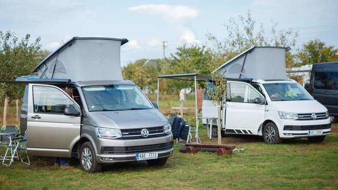 Volkswagen Užitkové vozy, přestavby