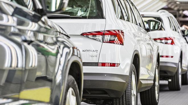 V současné době zažívá závod Škoda Auto v Kvasinách největší modernizaci a rozšíření ve své historii.