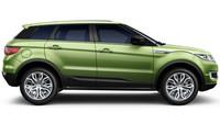 Landwind X7 je lacinou čínskou kopií Range Roveru Evoque