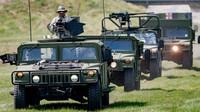 Armádní HMMWV