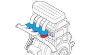 Návrh revolučního motoru, za kterým stojí Jim Clarke