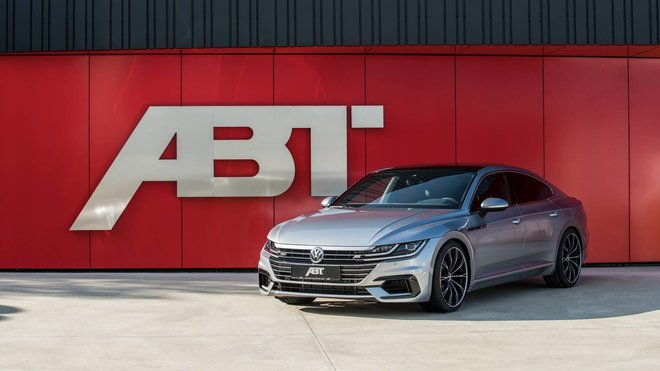 Volkswagen Arteon v úpravě ABT nabídne výkon až 336 koní