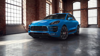 Porsche Macan Turbo Performance Edition