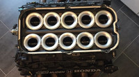 Motor Mugen-Honda V10 pro formule F1