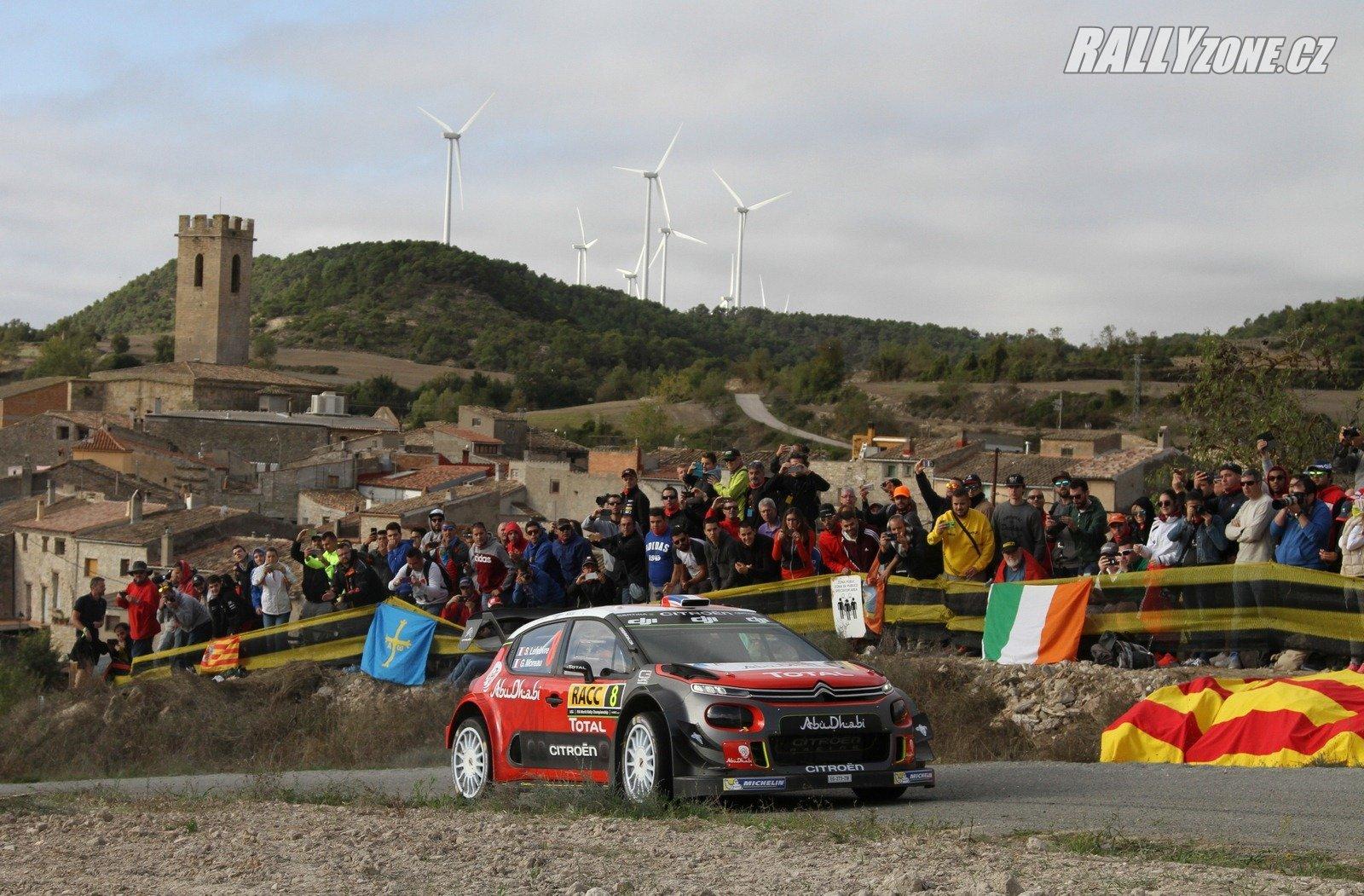 Mladíci Citroënu letos zatím žádný TOP výsledek nevyjeli