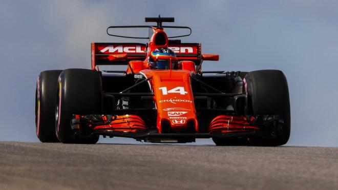 Fernando Alonso musel v Austinu kvůli závadě pohonné jednotky odstoupit, moc radosti jej nečeká ani v Mexiku