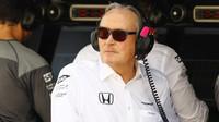 Majitel McLarenu Mansour Ojjeh v Austinu