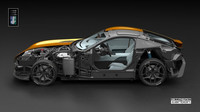 Platforma iStream Carbon z dílny Gordon Murray Design