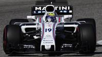 Felipe Massa v závodě v Austinu
