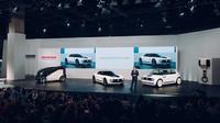 Prezentace společnosti Honda na tokijském autosalonu