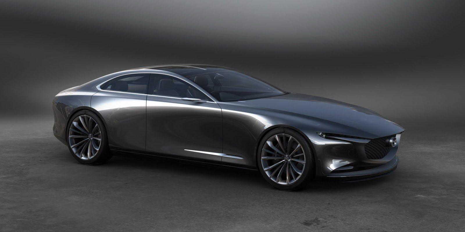 Reinkarnace RX-8, nové coupé od Mazdy má nabídnout 350 koní a pohon zadních kol - anotační obrázek