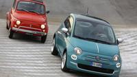 Fiat 500 nedávno oslavil již 60 let své existence