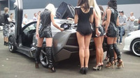Mladík si postavil v garáži skvělou repliku Lamborghini Reventon