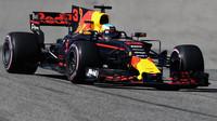 Daniel Ricciardo předvedl, že je Red Bull v Mexiku ve výborné formě