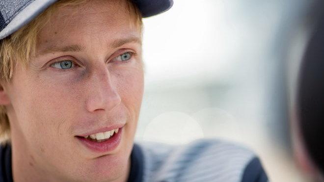 Brendon Hartley si F1 moc neužil