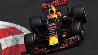 Max Verstappen v Mexiku nedal dohromady čisté kolo, rychlost na pole-position přitom měl