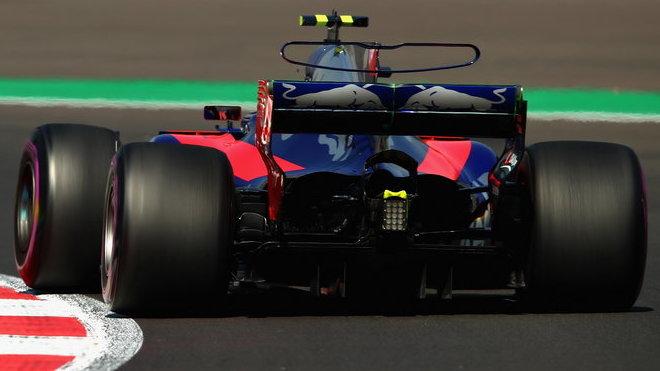 Toro Rosso řeší s motory Renaultu jeden problém za druhým