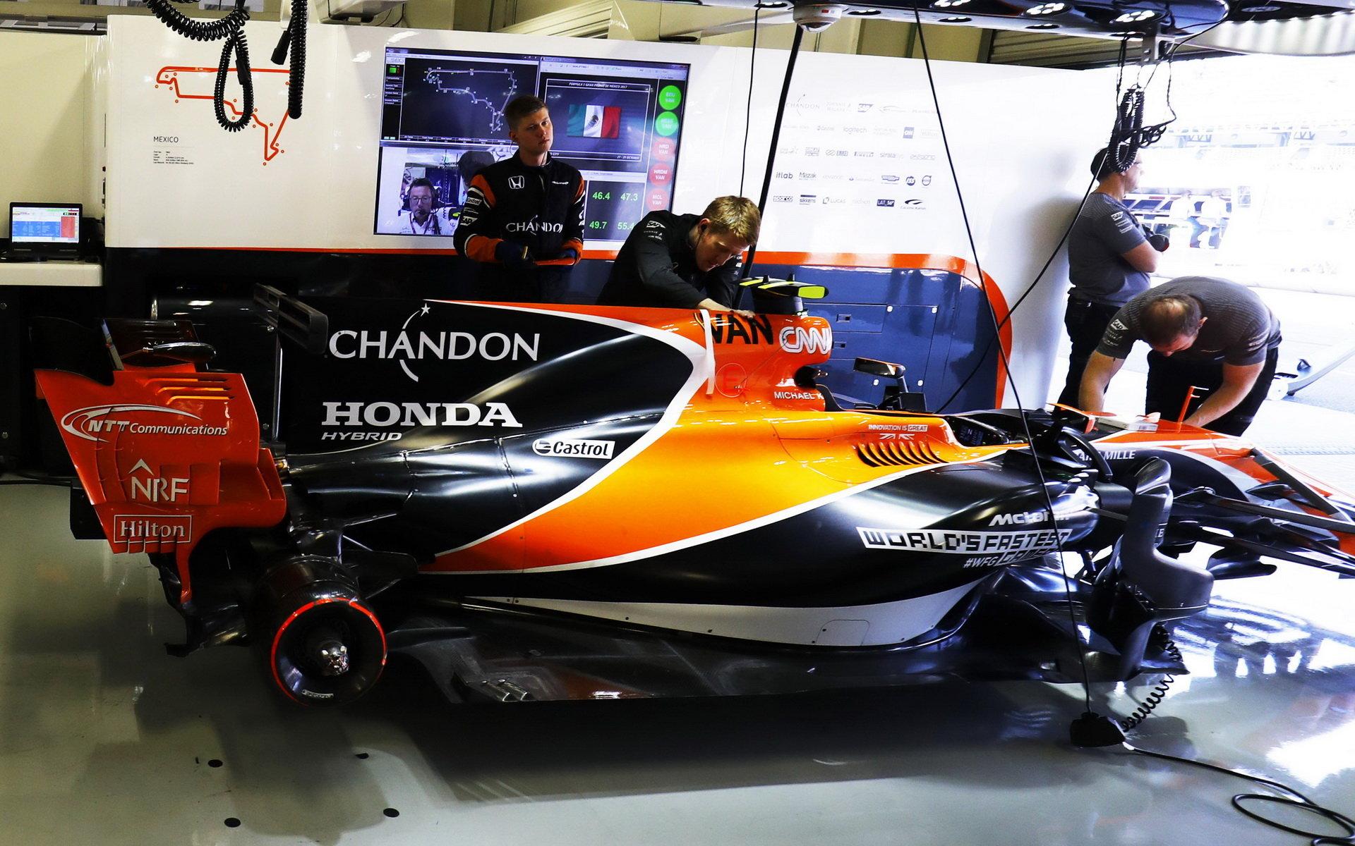 Nálada u McLarenu je mnohem lepší než loni, tým se už nemůže dočkat prvních jízd s novou pohonnou jednotkou