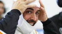 Fernando Alonso v  Mexiku